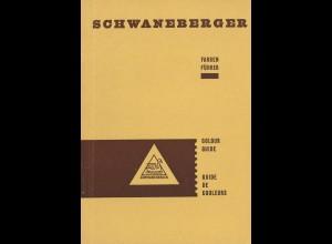 MICHEL/Schwaneberger: Farbenführer (25. Auflage 1965)