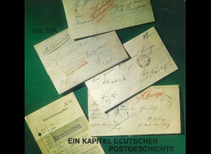 Heinrich Türk: EINGESCHRIEBEN. Ein Kapitel Deutscher Postgeschichte (1973)
