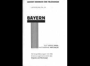 Otto E. Stiedl/ Friitz Billig: Billig's Grosses Handbuch der Fälschungen