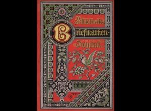 Gebr. Senf: Illustriertes Briefmarken-Journal (1888)
