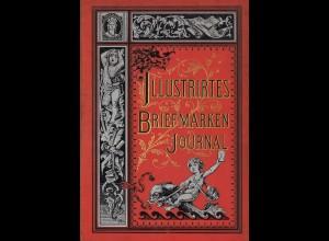 Gebr. Senf: Illustriertes Briefmarken-Journal (1886)