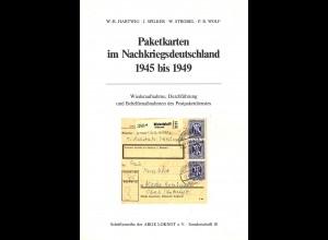 Hartwig/ Spilker/ Strobel/ Wolf, Paketkarten im Nachkriegsdeutschland 1945-1949