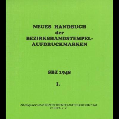 Neues Handbuch der Bezirkshandstempel-Aufdruckmarken