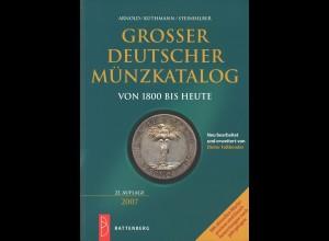 Arnold/Küthmann/Steinhilber: Grosser Deutscher Münzkatalog (22. Aufl., 2007)