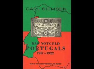Carl Siemsen: Das Notgeld Portugals 1917–1922 (1973)