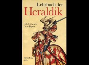 D. L. Galbreath/Léon Jéquier: Lehrbuch der Heraldik (1978)