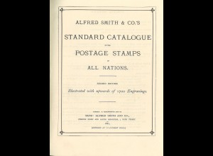 Alfred Smith Catalogue (1881) + Stanley Gibbons Catalogue (1881)