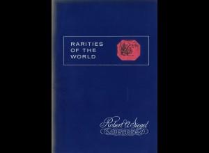 Robert A. Siegel Auctions: Raritoes of the World (1970) - mit 1c 1856 Br. Guiana