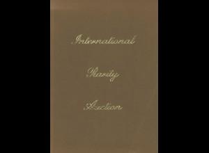 Greg Manning auctions: International Rarity auction (1980)