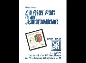 Dieter Stein: Ein fester Platz in der Kzulturlandschaft. 50 Jahre Verband NRW