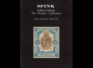 "SPINK 4.3.1998: Falkland Islands. The ""Stanley Collection"""