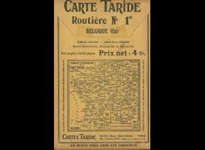 Lot von drei geografischen Karten / Plänen (ca. 1920er-Jahre)