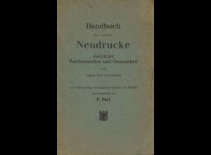 Paul Ohrt: Handbuch aller bekannten Neudrucke (Band 1, 1906)