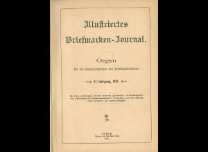 Gebr. Senf: Illustriertes Briefmarken-Journal (Jg.1914)