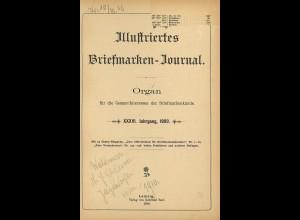 Gebr. Senf: Illustriertes Briefmarken-Journal (Jg.1909)