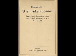 Gebr. Senf: Illustriertes Briefmarken-Journal (Jg.1941)