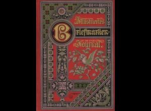Gebr. Senf: Illustriertes Briefmarken-Journal (Jg.1908)