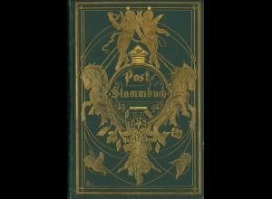 Poststammbuch. Eine Sammlung von Liedern und Gewichten, Aufsätzen (1877)