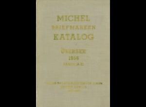 MICHEL Übersee-Katalog 1956 (2 Bände)