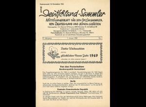 Dr. Wittmann: Der Deutschland-Sammler (1953–1979 kpl.!)