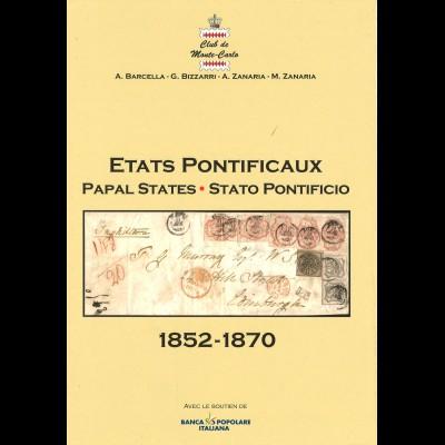 Barcella u.a.: Etats Pontificaux Papal States 1852–1870