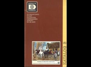 Lot von 14 Ausstellungsbroschüren internationaler Ausstellungen (1953-1995)