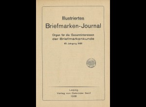 Gebr. Senf: Illustriertes Briefmarken-Journal (Jg.1938)