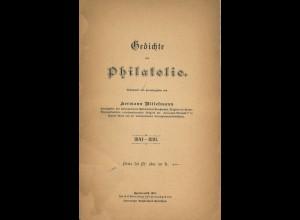 Hermann Mittelmann: Gedichte der Philatelie (1891)