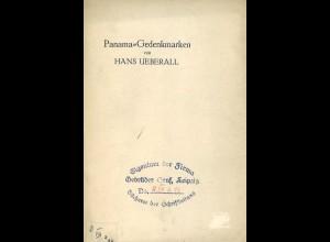 Hans Ueberall: Panama-Gedenkmarken (1917)