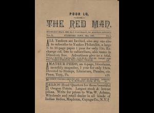 USA: POOR LO - The Red Man 1889/90