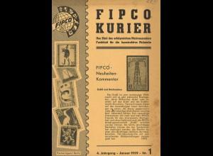 FIPCO-Kurier (Hefte 1959, 1 Heft 1960)