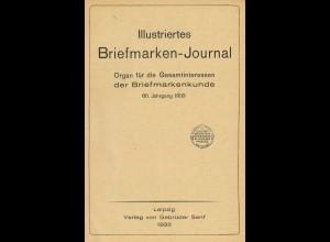Gebr. Senf: Illustriertes Briefmarken-Journal, Jg. 1933