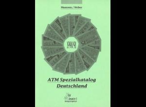 Maassen/Weber: ATM Spezialkatalog Europa