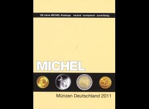 MICHEL Münzen-Katalog Deutschland 2011 + Euro-Kurs- und Gedenkmünzen 2012/13