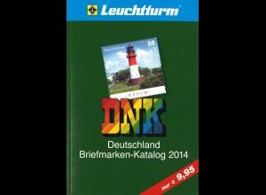MICHEL Deutschland 2013/14 + DNK 2014
