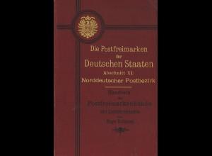 Krötzsch-Handbuch: Norddeutscher Postbezirk (1894) - ohne Tafeln