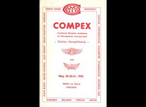 COMPEX - Chicago (7 Ausstellungskataloge)