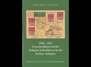 Steinbock/Gunn: 1948–1963 Postschnelldienst Berlin ...(2006)