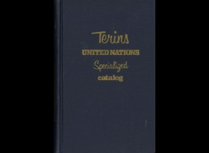 Terins United Nations Specialized catalog (1st edition, 1967?)