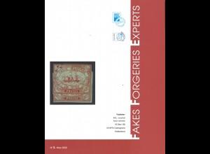 Fakes - Forgeries - Experts (Vol./No. 3 - May 2000)