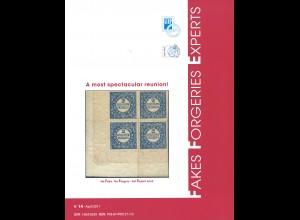 Fakes - Forgeries - Experts (Vol./No. 14 - April 2011
