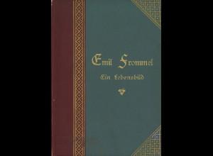 C. Kayser: Erich Frommel. Ein Lebensbild (Karlsruhe 1897)