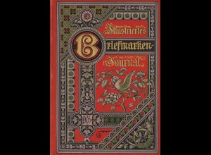 Gebr. Senf: Illustriertes Briefmarken-Journal (Jg.1905)