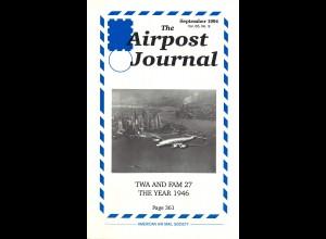 Aerophilatelie: The Airpost Journal (Bestand von den 1950er-Jahren bis 2005)