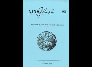 Aerophilatelie: A.I.D.A falsch (ca. 1990–2005)