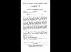 K. K. Doberer: Die Neudrucke von Romagna (1955)