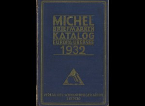 MICHEL Europa/Übersee 1932