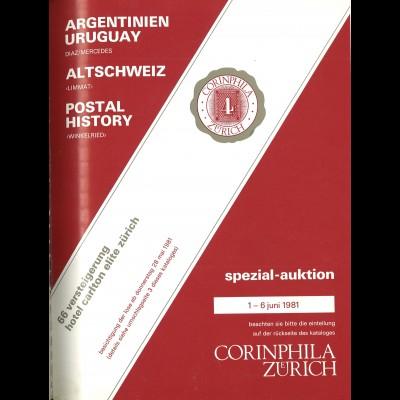 Südamerika 1979/2011 - 9 verschiedene Auktionskataloge