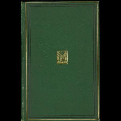 Arthur de Rothschild: Histoire de la Poste aux Lettres et du Timbre-Poste (1876)