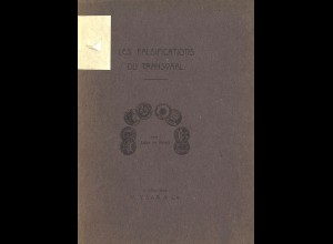 Leon de Raaij: Les Falsifications du Transvaal (ca. 1909)